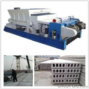 Sheds Used Precast Concrete Slabs Making Machine