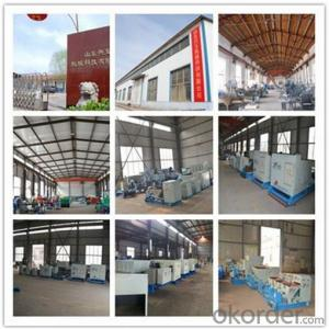Precast Concrete Hollow Core Slabs Producing Equipment