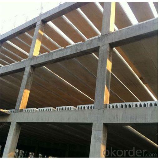 Prefab House Concrete Hollow Core Roof Slab Making Machine