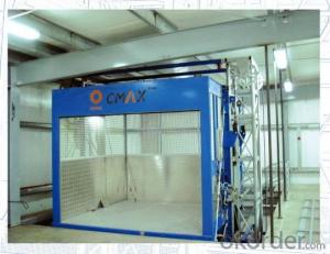 Double-pillar Heavy-duty Construction Hoist /Material Hoist /Industrial Hoist /Lift /Elevator