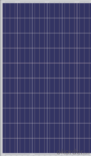 Poly 250w Solar Panels from China CNBM Brand