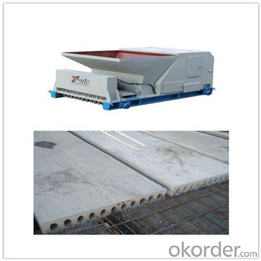 Large-span Prestressed Concrete Hollow Core Slab Machine