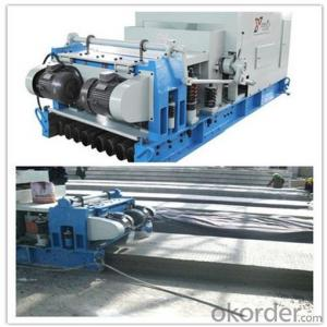 Prefabricated House Hollow Core Slab Machine
