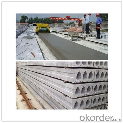 SP Concrete Prefab Slab making Machine for Roof