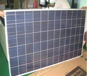 185W Solar Energy System Solar Panel Monocrystalline Silicon Solar Cells