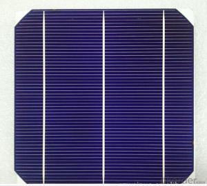 Monocrystalline Silicon Solar Cell/156mm Mono Solar Cell