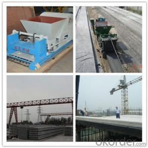Concrete HC Slabs for Floor Making Machine