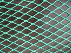 Knotless PET/PE Composite Filament Safety net in Plastic Nets