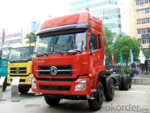 Motor Tractor with 4*2 and 6*4 Drive Model