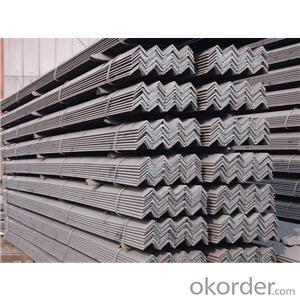 Hot Rolled Equilateral Small Angle Steel
