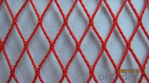 PP Knotless Netting for Sports Nets,Safety Nets,Bird Nets