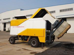 WB Series Asphalt Road Microwave Maintenance Car