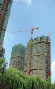 Tower Crane of Chang Li Model Number QTZ80A(5512)