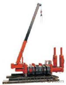 ZYC series ZYC400B multi-functional Hydraulic Static Pile Driver
