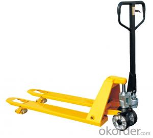 Pallet Truck High-Profile2 Ton (BFH)