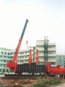 ZYC series multi-functional Hydraulic Static Pile Driver