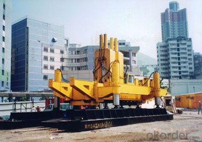 ZYC series ZYC900B-B multi-functional Hydraulic Static Pile Driver