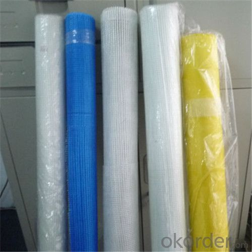 Fiberglass Mesh Roll Exterior wall Insulating Alkali Resistant