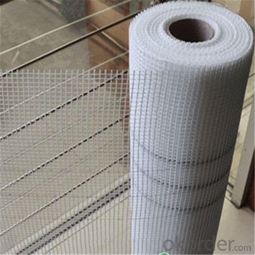 Fiberglass Mesh Roll Alkali-Resistant Material of Building