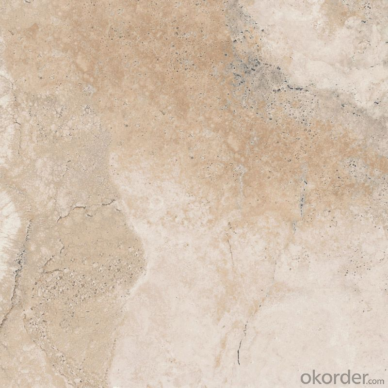 Polished Glazed Porcelain Tile Stone Series ST60K/60L