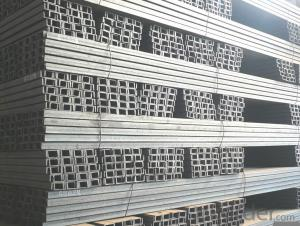 UPN Hot Rolled High Quality  80MM-180MM EN Standard
