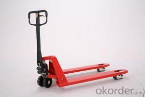 Pallet Truck with Scale Sbc