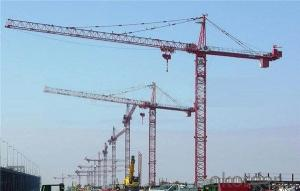 Tower Crane of Chang Li Model Number QTZ315 (7035)
