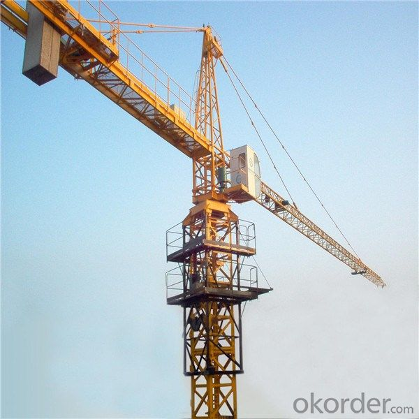 Tower Crane of Chang Li Model Number QTZ40(TC4210)