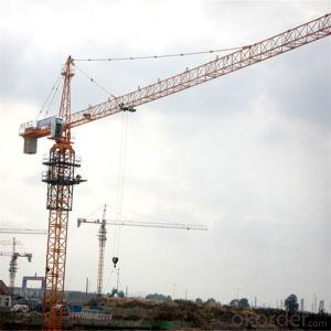 Tower Crane of Chang Li Model Number  QTZ63A(5512)