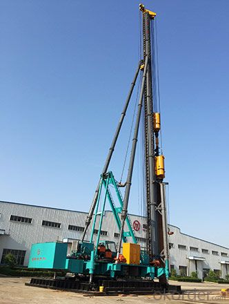 JBY Series Hydraulic Walking Pile Frame Sell on Okorder