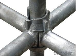 Hot Dip Galvanized Cuplock System  Standard