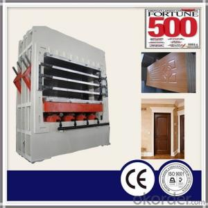 Flush Doors Making Machine Made in China