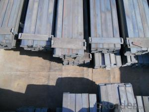 GB Standard Steel Flat Bar with High Quality 50mm