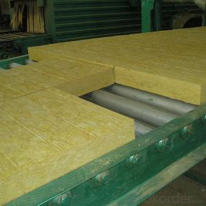 Rock Wool Blanket and Board with Stable Quality Made in China