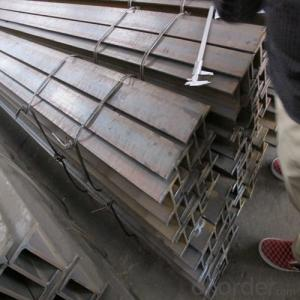 Hot Rolled Structure Steel U-Channel JIS Standard GB Standard With Good Price