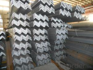High Quality Hot Rolled Carbon Steel  Equal Angle