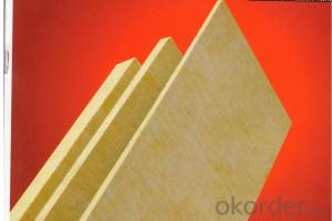 Rock Wool Board for Heat Insulation