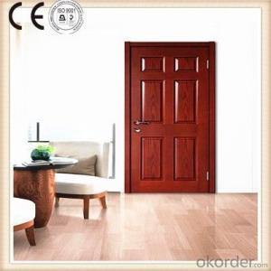 MDF Short Cycle Melamine Veneer Door Skin Hot Press