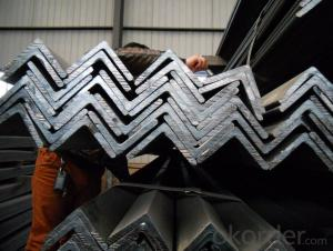 Hot Rolled  Equal Angle Steel with High Quality Hot Sale