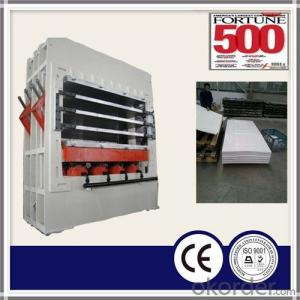 Wooden Veneer Door Manufacturing Machiner