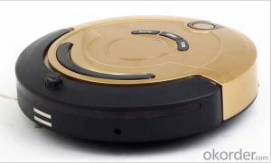 Robotic Vacuum Cleaner for Home A103 Bluetooth Remote Control