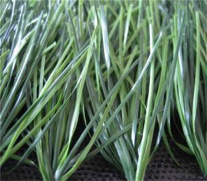 Environment Friendly 32mm Soccer Playground Artificial Grass Putting Greens ISO , ISA