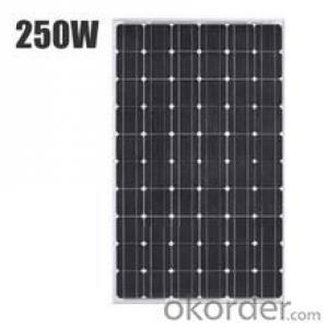 Solar Monocrystalline Series S4(240W—260W)