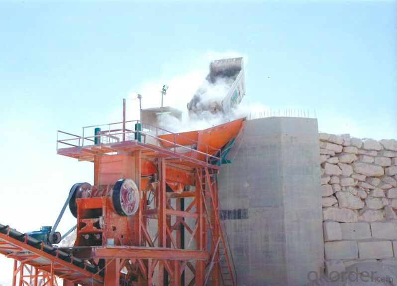 PE 600*900 Jaw Crusher-Primary Crushing Machine