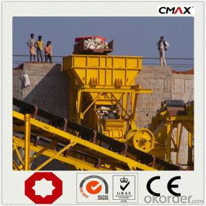 Stone Jaw Crusher PE500*750 for Crushing Plant