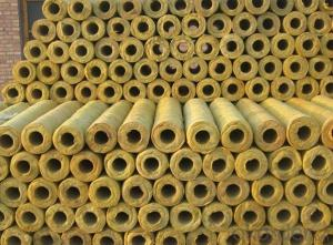 Heat Insulation Rock Wool Roll with Wire Mesh for Sale