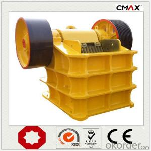 Small Diesel Engine Jaw Crusher Specification
