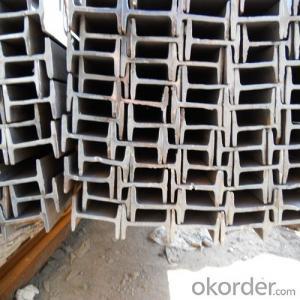 Hot Rolled  Steel  I-Beam IPE IPEAA EN10025 S235JR with Good Price