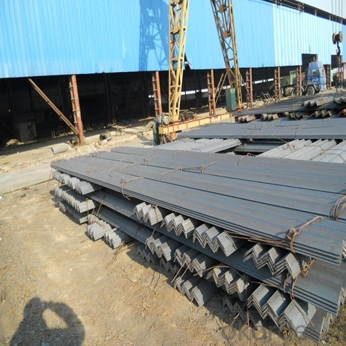 Hot Rolled Structure Steel  Angle Bar Angle  Steel JIS Standard GB Standard