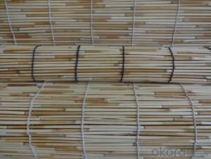 Garden Reed Fence Natural White Manufactuer